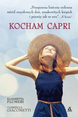 okładka Kocham Capri, Ebook | Elisabetta Flumeri, Gabriella Giacometti
