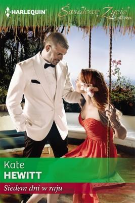 okładka Siedem dni w raju, Ebook | Kate Hewitt