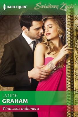 okładka Wnuczka milionera, Ebook | Lynne Graham