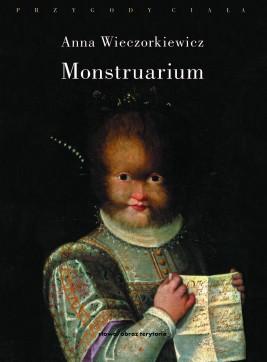 okładka Monstruarium, Ebook | Anna Wieczorkiewicz