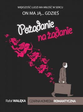 okładka Pożądanie na żądanie, Ebook | Rafał Wałęka