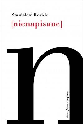 okładka [nienapisane], Ebook   Stanisław Rosiek