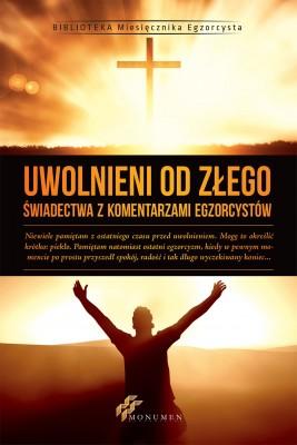 okładka Uwolnieni od Złego, Ebook | Publikacja zbiorowa