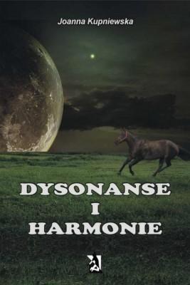 okładka Dysonanse i harmonie, Ebook | Joanna  Kupniewska