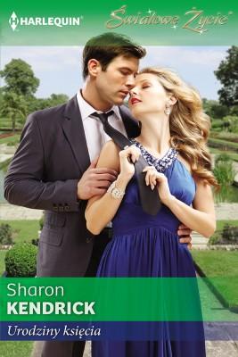 okładka Urodziny księcia, Ebook | Sharon Kendrick