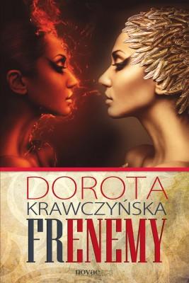 okładka Frenemy, Ebook | Dorota  Krawczyńska
