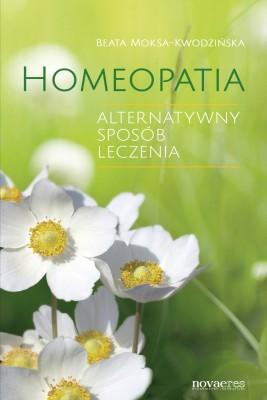 okładka Homeopatia, Ebook | Beata Moksa-Kwodzińska