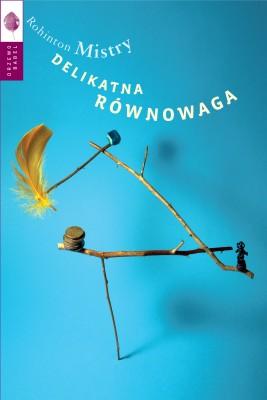okładka Delikatna równowaga, Ebook | Rohinton Mistry
