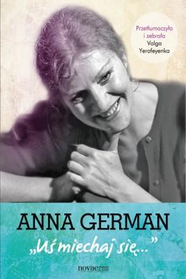 okładka Anna German: Uśmiechaj się, Ebook | Volga Yerafeyenka