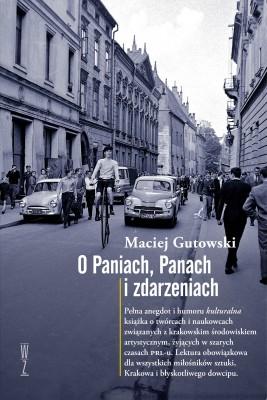 okładka O Paniach, Panach i zdarzeniach, Ebook | Maciej  Gutowski