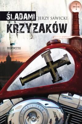 okładka Śladami Krzyżaków, Ebook | Jerzy  Sawicki