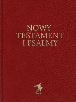 okładka Nowy Testament i Psalmy, Ebook | Towarzystwo Biblijne w Polsce (TB)