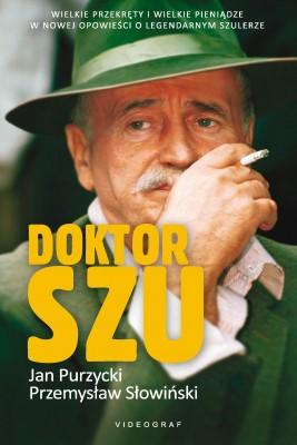 okładka Doktor Szu, Ebook | Przemysław Słowiński, Jan Purzycki
