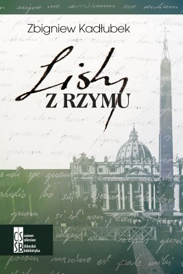 okładka Listy z Rzymu, Ebook   Zbigniew Kadłubek