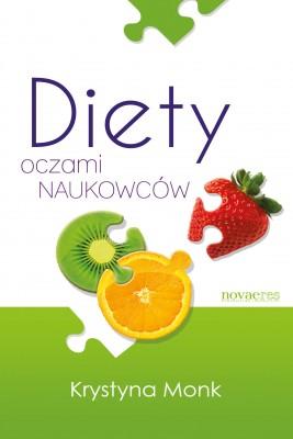 okładka Diety oczami naukowców, Ebook | Krystyna  Monk