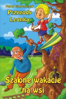 okładka Szalone wakacje na wsi, Ebook   Paweł Choroszczak
