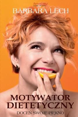 okładka Motywator dietetyczny, Ebook | Barbara Lech