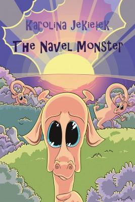 okładka The Navel monster, Ebook | Karolina Jekiełek