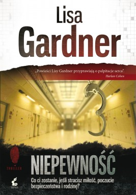 okładka Niepewność, Ebook | Lisa Gardner