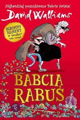 okładka Babcia Rabuś, Ebook | David  Walliams