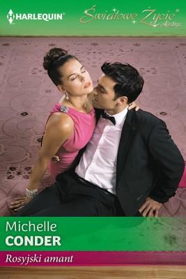 okładka Rosyjski amant, Ebook   Michelle Conder