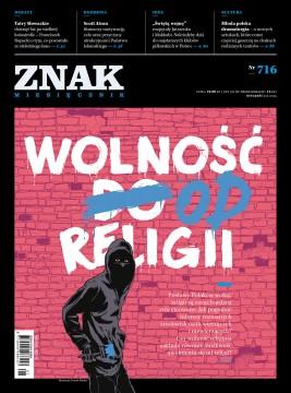 okładka ZNAK Miesięcznik nr 716 (1/2015), Ebook   autor zbiorowy