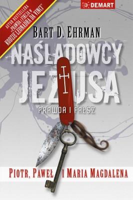 okładka Naśladowcy Jezusa, Ebook | Bart D.  Ehrman