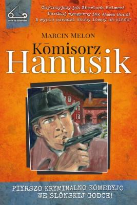 okładka Kōmisorz Hanusik, Ebook   Marcin  Melon
