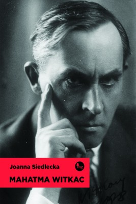 okładka Mahatma Witkac, Ebook | Joanna Siedlecka