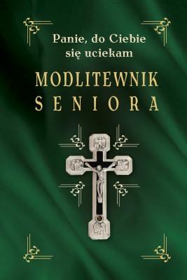 okładka Modlitewnik seniora, Ebook   Opracowanie zbiorowe