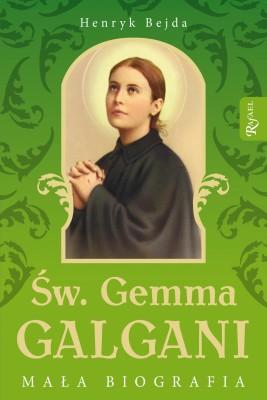 okładka Św. Gemma Galgani, Ebook | Henryk Bejda