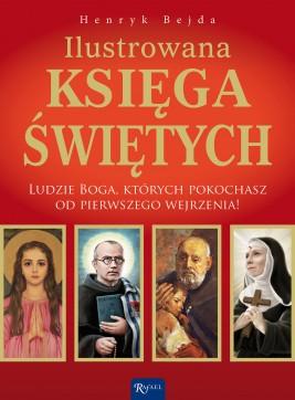 okładka ILUSTROWANA KSIĘGA ŚWIĘTYCH, Ebook | Henryk  Bejda