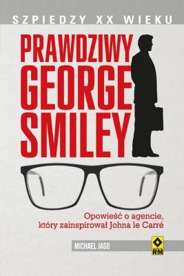 okładka Prawdziwy George Smiley, Ebook | Michael Jago