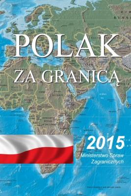 okładka Polak za granicą, Ebook | Ministerstwo Spraw Zagranicznych