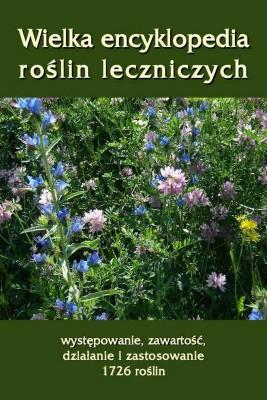 okładka Wielka encyklopedia roślin leczniczych, Ebook | Andrzej  Sarwa