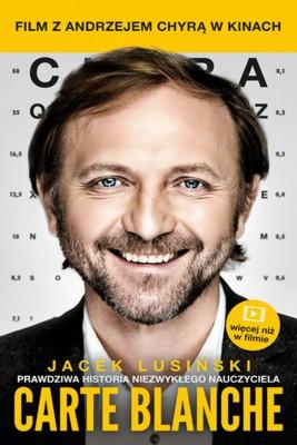 okładka Carte Blanche, Ebook | Jacek Lusiński