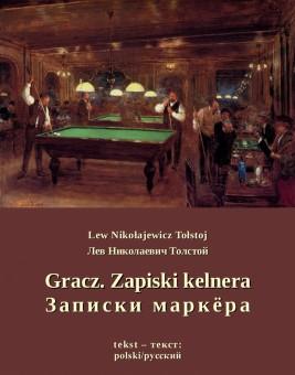 okładka Gracz. Zapiski kelnera, Ebook | Lew Tołstoj