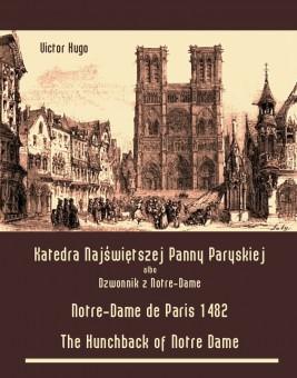 okładka Katedra Najświętszej Panny Paryskiej. Dzwonnik z Notre-Dame, Ebook | Victor  Hugo