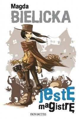 okładka JestĘ magistrĘ, Ebook   Magda  Bielicka