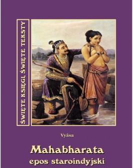 okładka Mahabharata Epos indyjski, Ebook | Wjasa