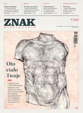okładka ZNAK Miesięcznik nr 717 (2/2015), Ebook   autor zbiorowy