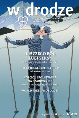 okładka Miesięcznik W drodze 1/2015, Ebook | Opracowanie zbiorowe