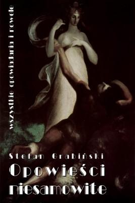 okładka Opowieści niesamowite, Ebook | Stefan Grabiński
