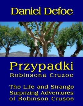okładka Przypadki Robinsona Cruzoe, Ebook | Daniel Defoe