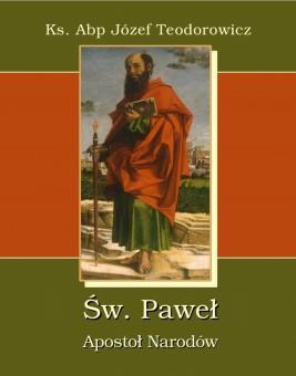 okładka Św. Paweł Apostoł Narodów, Ebook | Józef  Teodorowicz