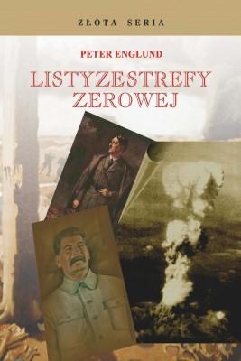 okładka Listy ze strefy zerowej, Ebook | Peter  Englund