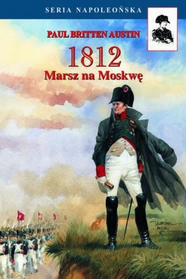 okładka Marsz na Moskwę, Ebook | Paul Britten  Austin