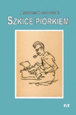 okładka Szkice piórkiem, Ebook | Andrzej  Bobkowski