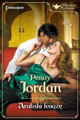 okładka Arabski  książę, Ebook | Penny Jordan