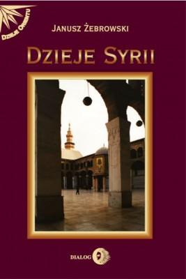 okładka Dzieje Syrii, Ebook | Janusz  Żebrowski